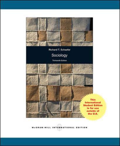 9780071314664: Sociology