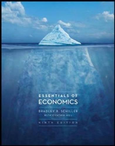 9780071314763: Essentials of Economics