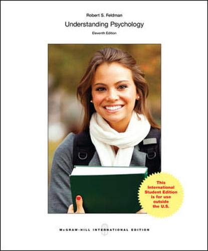 9780071314824: Understanding Psychology