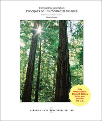 9780071314947: Principles of Environmental Science