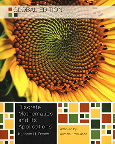 9780071315012: Discrete Mathematics and its Applications, Global Edition