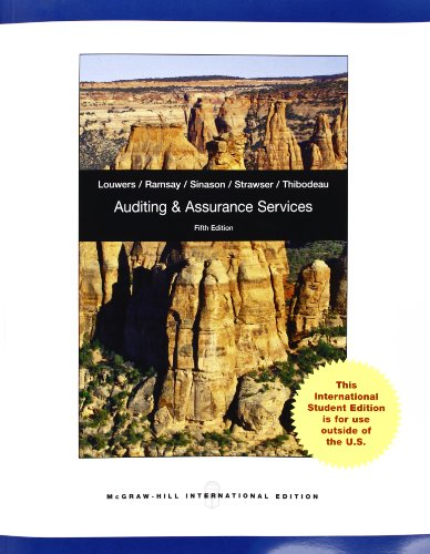 9780071315098: MP Auditing and Assurance Services with ACL CD