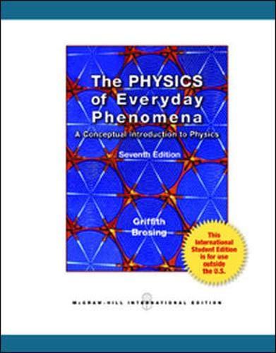 9780071315340: The Physics of Everyday Phenomena