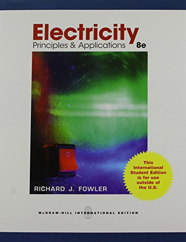 9780071315470: Electricity Principles & Applications: WITH Student Data CD-ROM