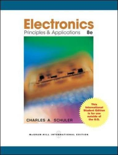 9780071315531: Electronics Principles and Applications with Student Data CD-Rom