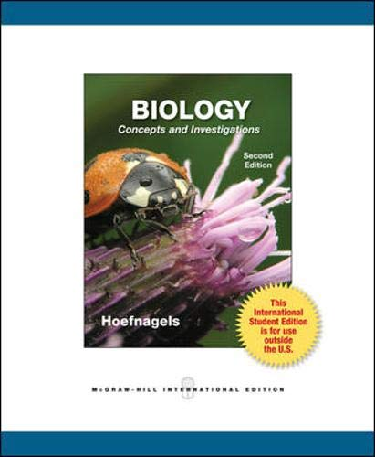 9780071315548: Biology: Concepts and Investigations
