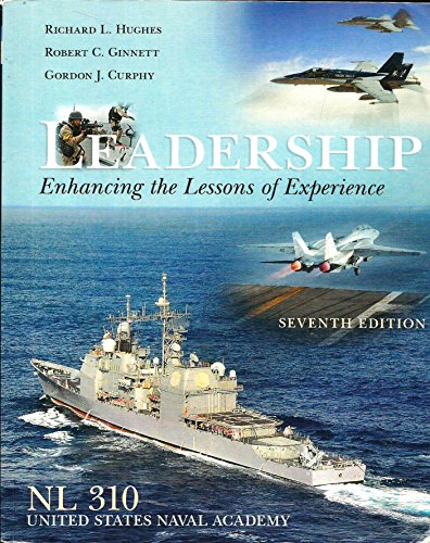 9780071315579: Leadership: Enhancing the Lessons of Experience