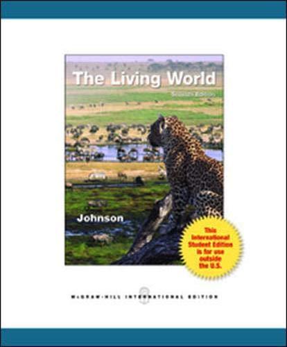 9780071315623: The Living World