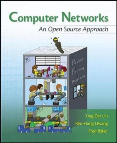 9780071315876: Computer Networks: An Open Source Approach