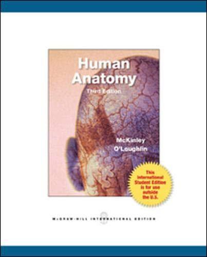 9780071316071: Human Anatomy (Int'l Ed)