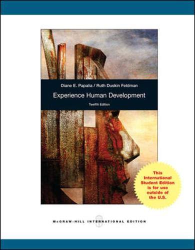 9780071316194: Experience Human Development