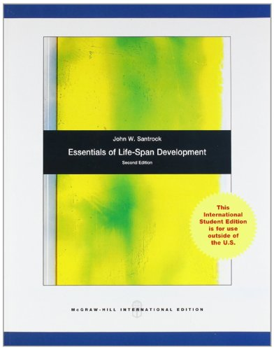 9780071316408: Essentials of Life-Span Development