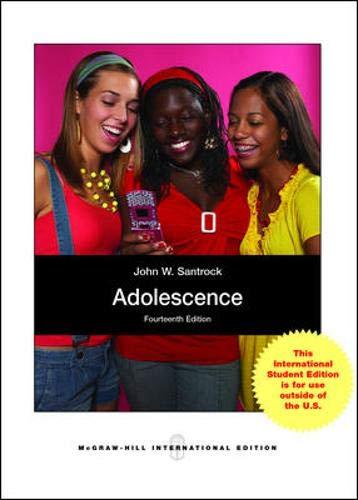 9780071316415: Adolescence