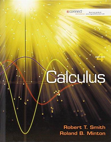 9780071316576: Calculus