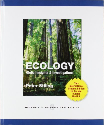 9780071316675: Ecology: Global Insights and Investigations