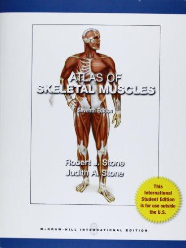 9780071316682: Atlas of Skeletal Muscles