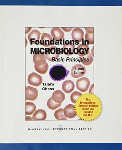 9780071316729: Foundations in Microbiology: Basic Principles