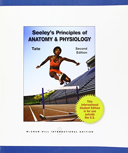 9780071316743 Seeley S Principles Of Anatomy And Physiology