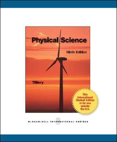 Tillery, bill's physical science 9th (ninth) edition by tillery.
