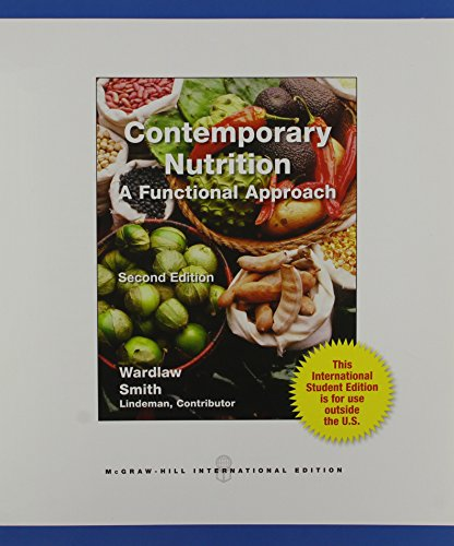 9780071316859: Contemporary Nutrition: A Functional Approach