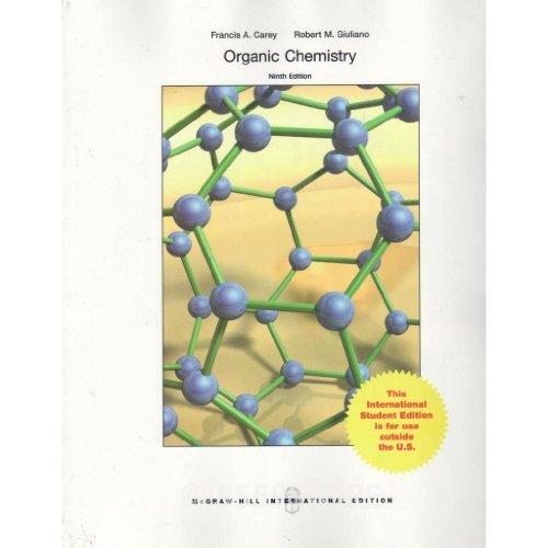 9780071316910: Organic Chemistry