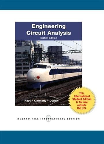 9780071317061: Engineering Circuit Analysis