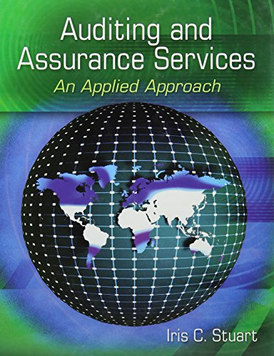9780071317160: Auditing and Assurance Services: An Applied Approach
