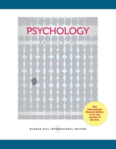 9780071317542: Psychology and Your Life