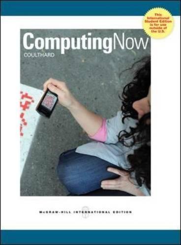 9780071317559: Computing Now