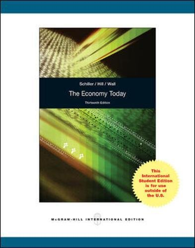 9780071317573: The Economy Today