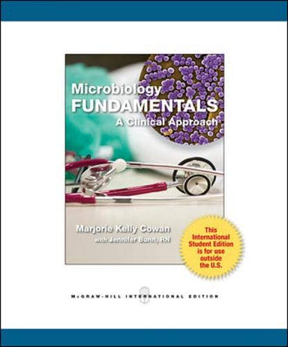 9780071317597: Microbiology Fundamentals: A Clinical Approach