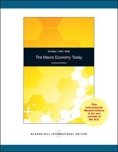 9780071317665: The Macro Economy Today