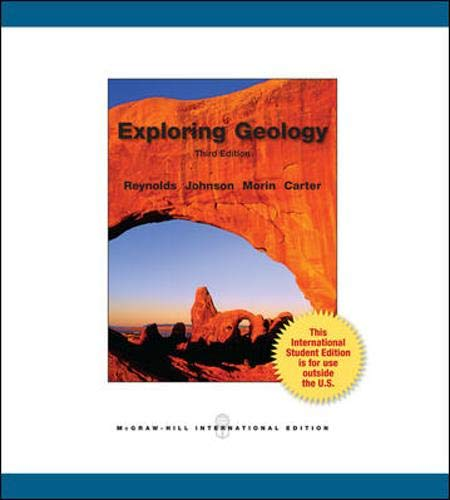 9780071317863: Exploring Geology (Int'l Ed)