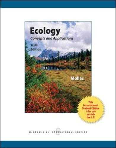 9780071317894: Ecology: Concepts and Applications