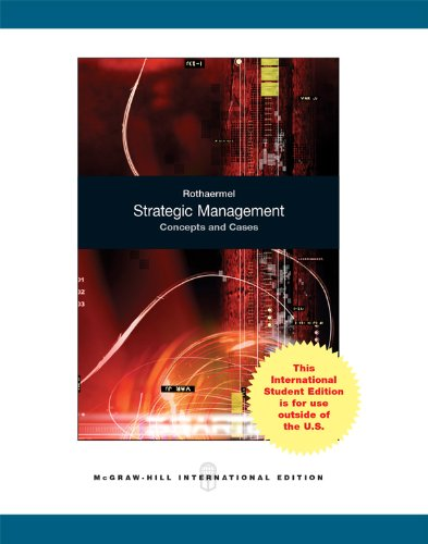 9780071317917: Strategic Management: Concepts and Cases