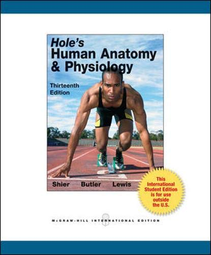9780071317962: Hole's Human Anatomy and Physiology