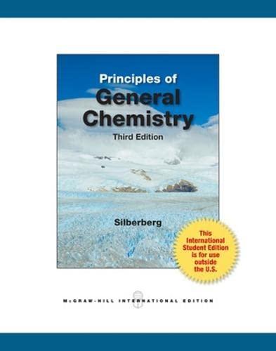 9780071317986: Principles of general chemistry (Scienze)