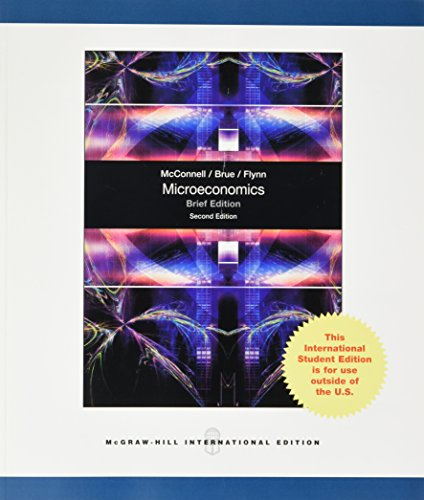 9780071318013: Microeconomics Brief Edition