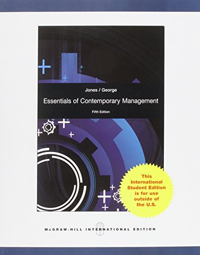 9780071318082: Essentials of Contemporary Management
