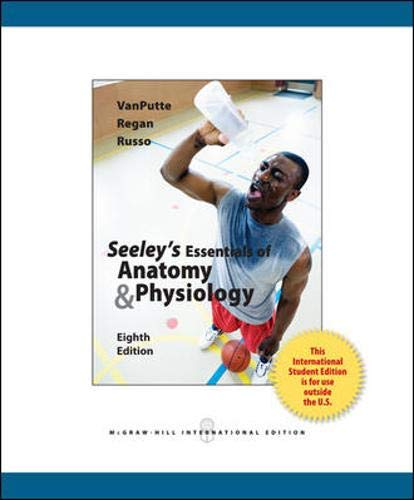 9780071318136: Seeley's Essentials of Anatomy and Physiology