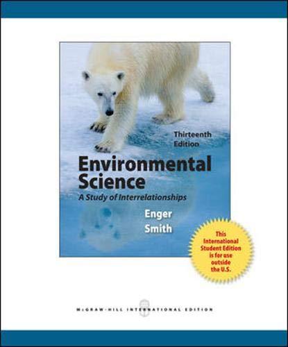 9780071318150: Environmental Science