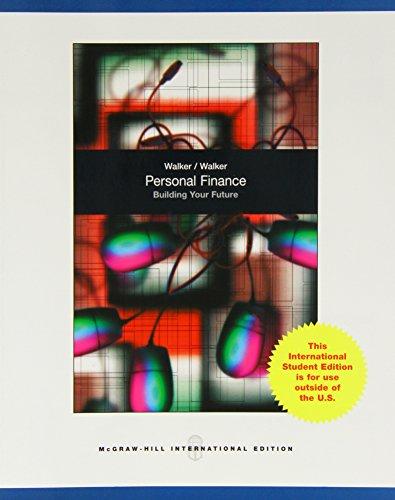 9780071318181: Personal Finance
