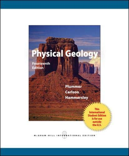 9780071318228: Physical Geology (Int'l Ed)