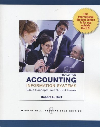 9780071318426: Accounting Information Systems