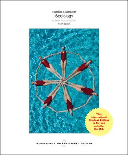 9780071318563: Sociology: A Brief Introduction