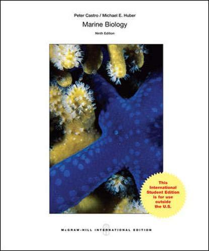 9780071318570: Marine Biology