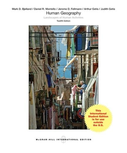 9780071318594: Human Geography