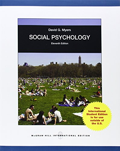 Social Psychology: Mcgraw Hill Higher