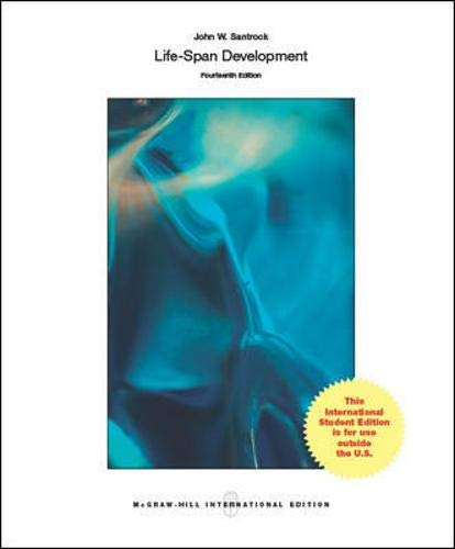 9780071318686: LifeSpan Development