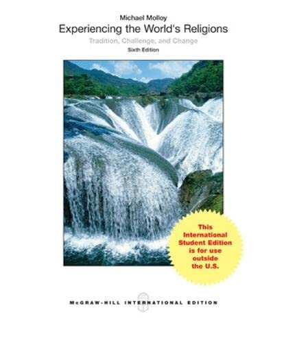 9780071318693: Experiencing the World's Religions Loose Leaf (College Ie Overruns)